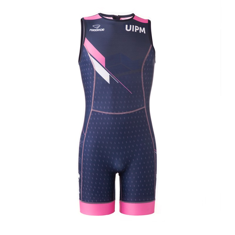 Trisuit model K-DOS plus Blue/Pink