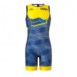 Trisuit model K-DOS plus Blue/Yellow