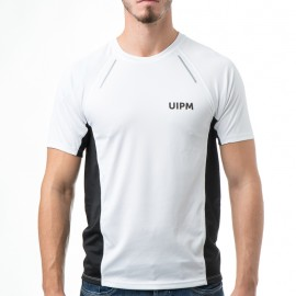 Camiseta Running Manga Corta Hombre
