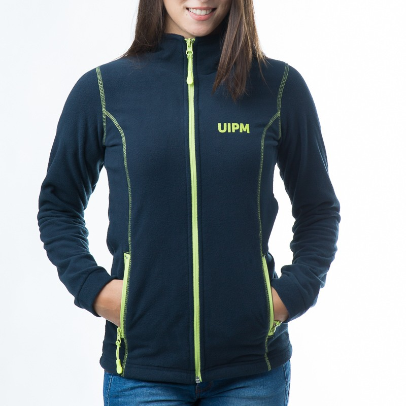 Women's Micro Fleece Zipped Jacket