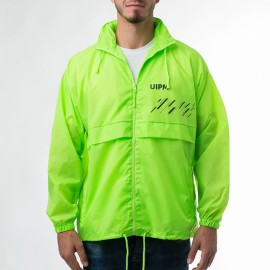 Unisex Waterproof Windbreaker
