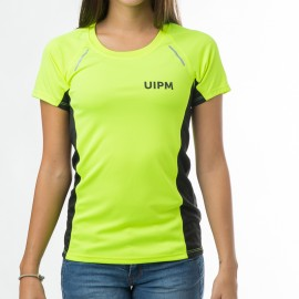 Women's Short Sleeve Running T-shirt