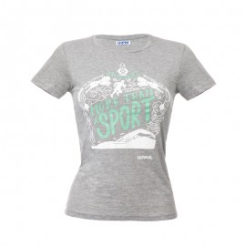 "Camiseta mujer - Gris ""More Than A Sport"""