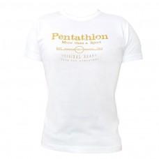 T-Shirt Pentathlon More Than a Sport