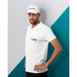 POLO MEN UIPM - WHITE