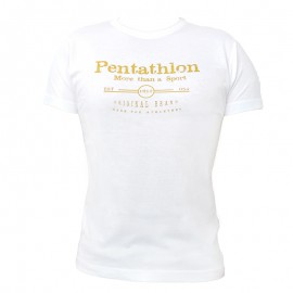 T-Shirt Pentathlon More Than a Sport