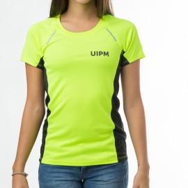 女士短袖跑步T恤